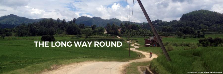 long way round viaggio in nepal pellegrinaggio al monastero di namo buddha da panuti