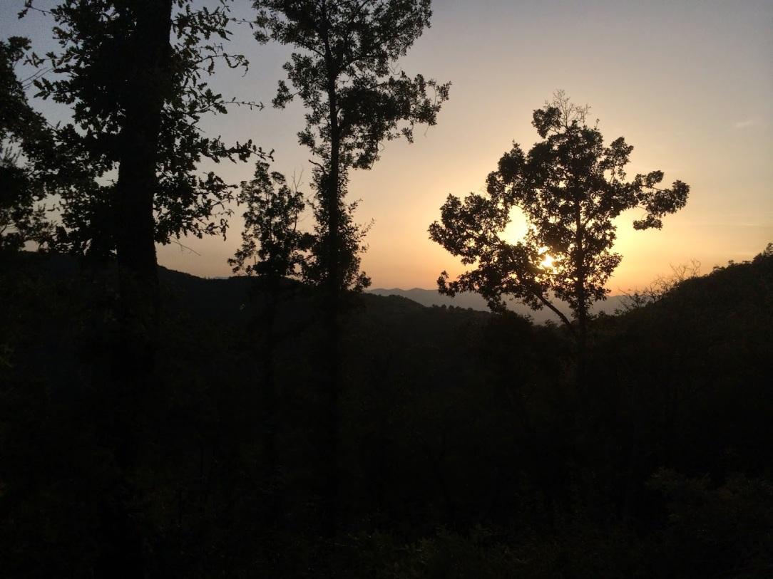 scatto tramonto tafani mountain bike mtb ride discover nature outdoor