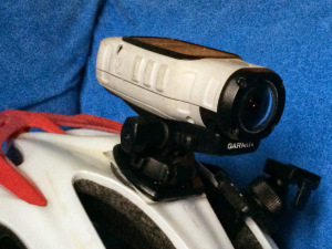 garmin virb elite action camera mountain bike telecamera sport