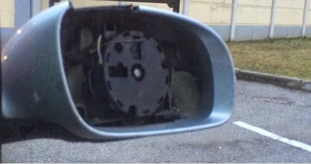 specchietto retrovisore destro touran automotive autovettura automobile
