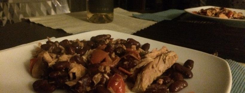 fagioli con tonno all'uccelletto un piatto classico della cucina tradizionale toscana diventato il nostro salva cena