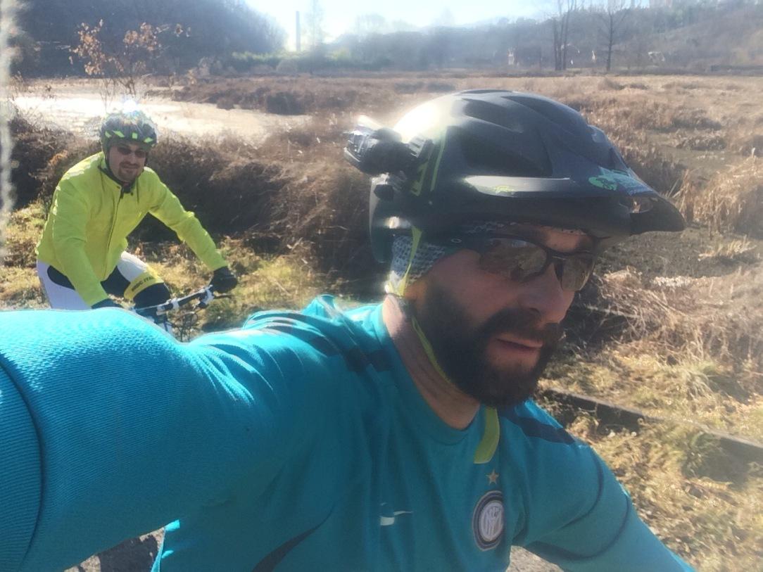 mtb in Valle Olona sentieri da fare in compagnia in bicicletta in famiglia