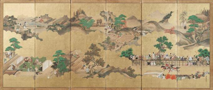 stampa giapponese zen
