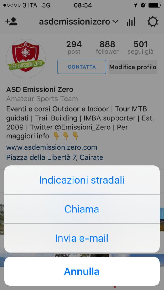 instagram potenzia gli account delle aziende creando degli account ad hoc collegati con facebook