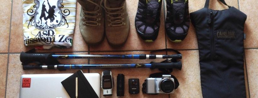 sette giorni in nepal organizzare viaggio in una settimana cosa portare in valigia camelbak scarponi scarpe da trekking bastoncini agenda degli appunti occhiali cellulare iphone