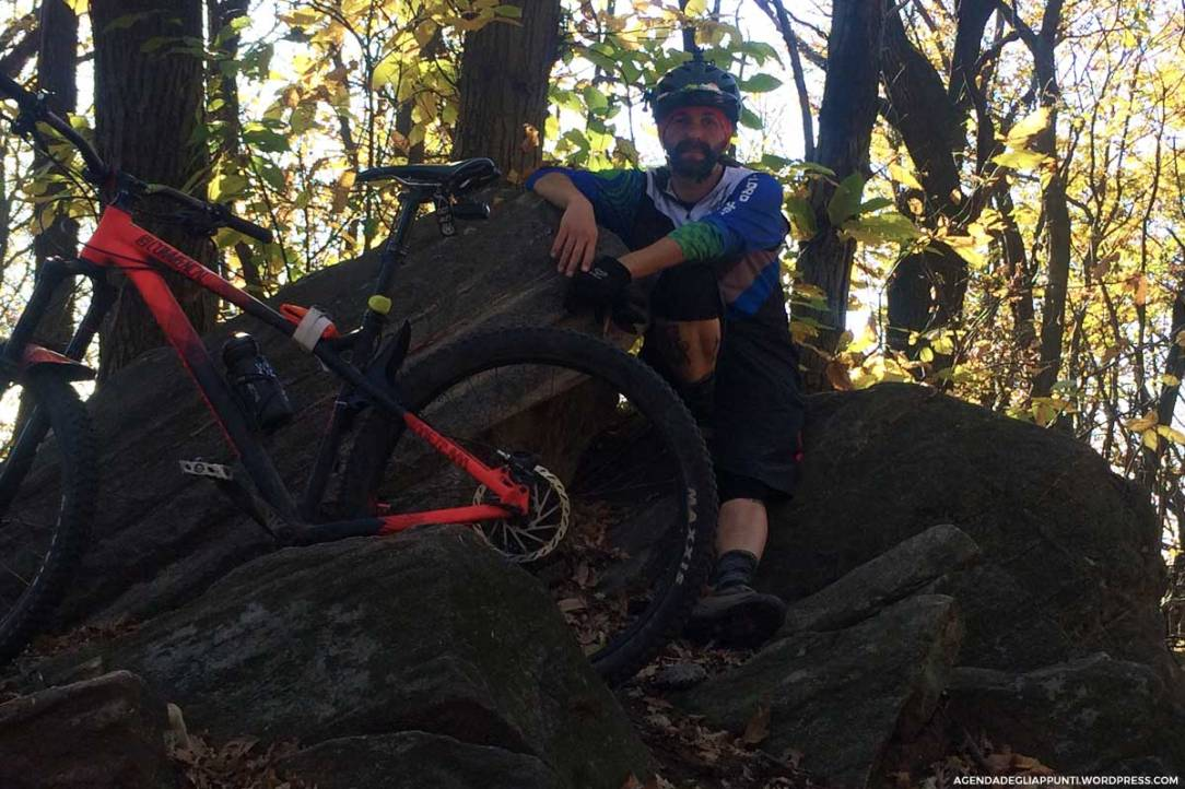 mountain bike sentiero monte morto varese campo dei fiori commencal meta am ht