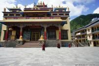 sette giorni in nepal giovani monaci tibetani al monastero di dollu cose da vedere nella valle di kathmandu