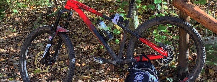 mountain bike commencal meta am ht mtb varese parco campo dei fiori giro del 10 monte morto