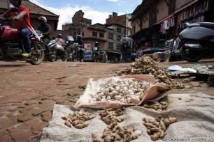 sette giorni in nepal passeggiando per le strade di bhaktapur cosa vedere nella valle di khatmandu