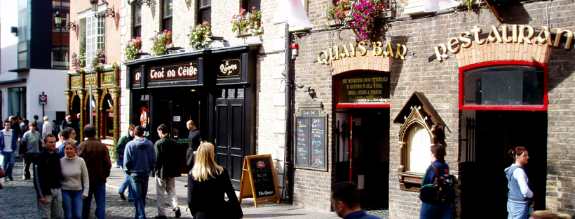 temple bar dublino night club dublin clubbing natale viaggio
