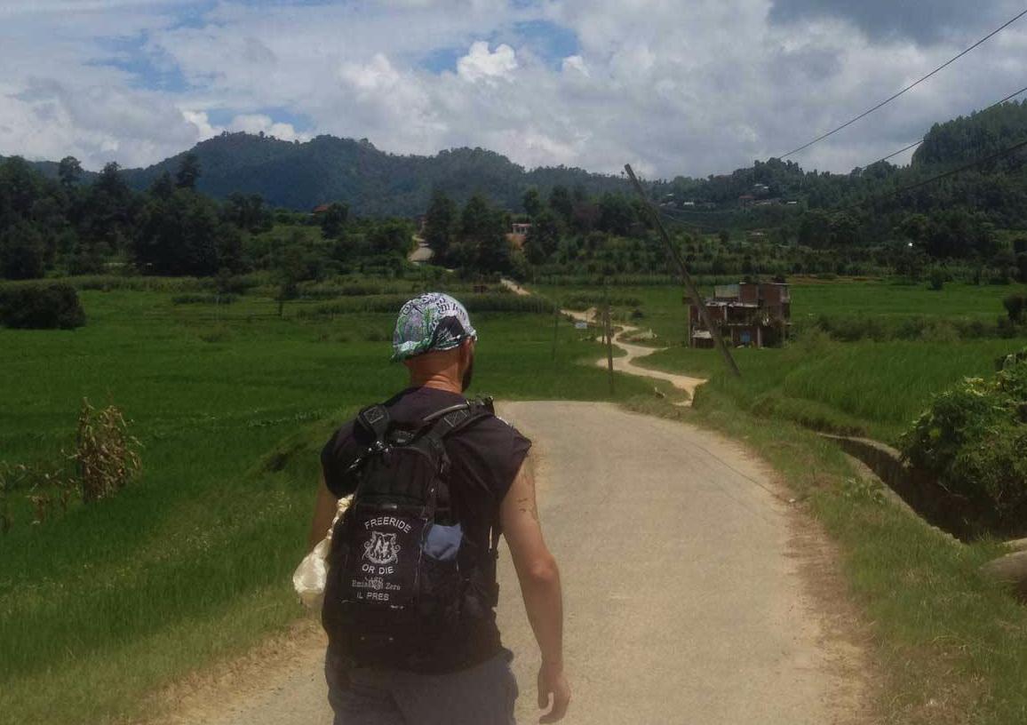 agenda degli appunti chi sono marco angeletti sette giorni in nepal lifestyle blog
