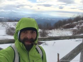 escursionismo montagna santa rufina monte terminillo trekking casale d'antoni rieti mountain bike mtb neve toscanello patagonia