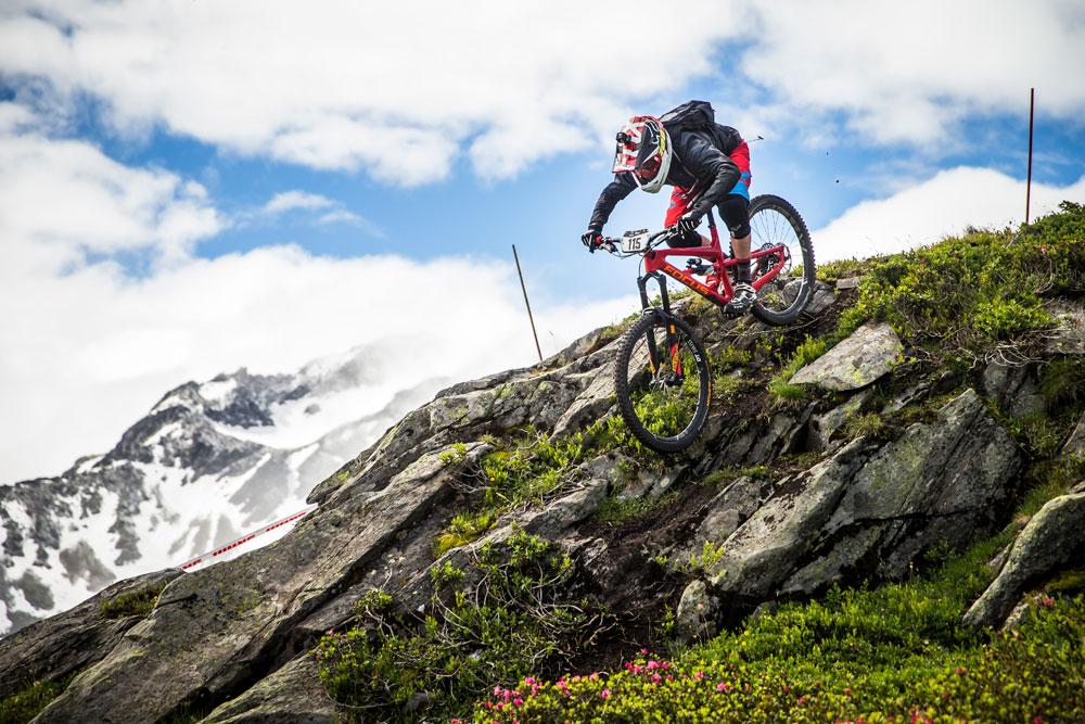 EWS La Thuile focus mountain bike enduro