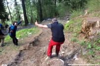 IMBA trail building school val di sole velceresio bike