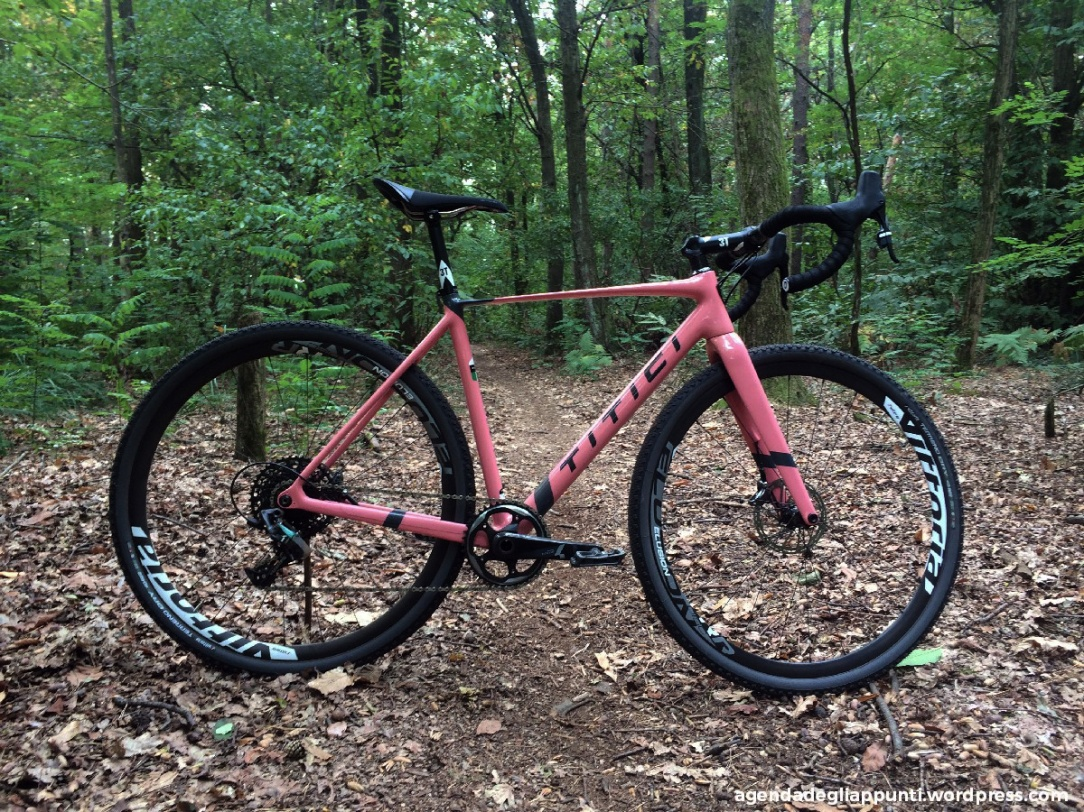 special gravel bike al bike shop test di milano malpensa ho provato la titici flexy gravel bike artigianale made in italy