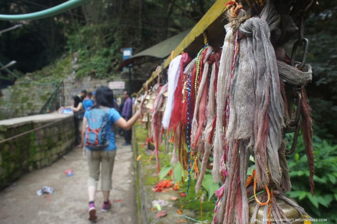 viaggio in nepal tempio di Dakshinkali