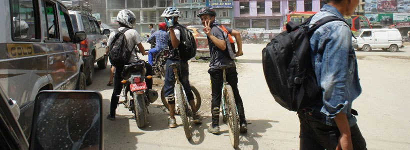 mountain bike in nepal hotel nepal planet bhaktapur