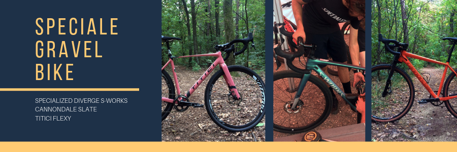 test gravel bike titici specialized cannondale