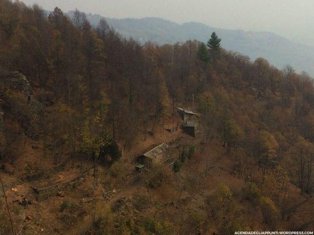 borghi di montagna abbandonati val pellice pinerolo cavour escursioni in bicicletta val pellice torre pellice brike bike