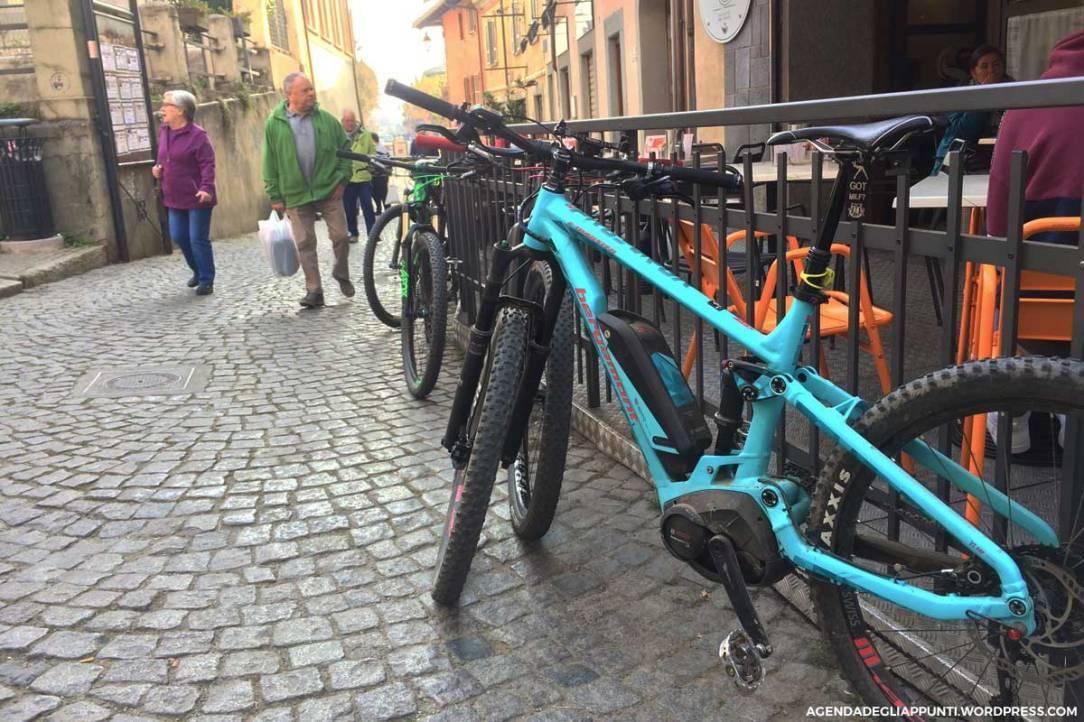 mountain bike tour torino bergamont emtb trailster cavour torre pellice pinerolo val pellice rifugio barfè