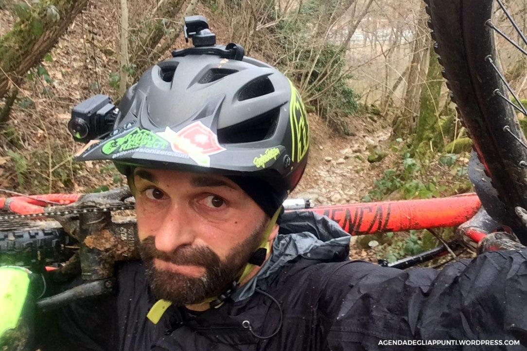 apprendere lezioni nuove ogni giorno con la mente del principiante in mountain bike