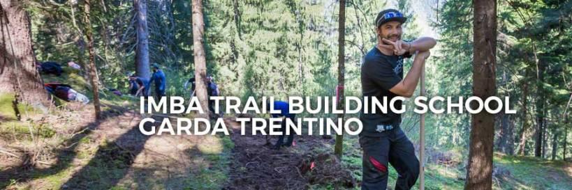 trail building school imba sentiero sostenibile mountain bike