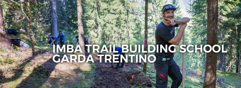 trail building school imba sentiero sostenibile mountain bike