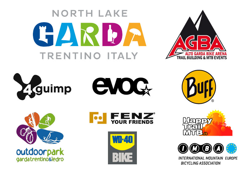 trail building school garda trentino bike destination