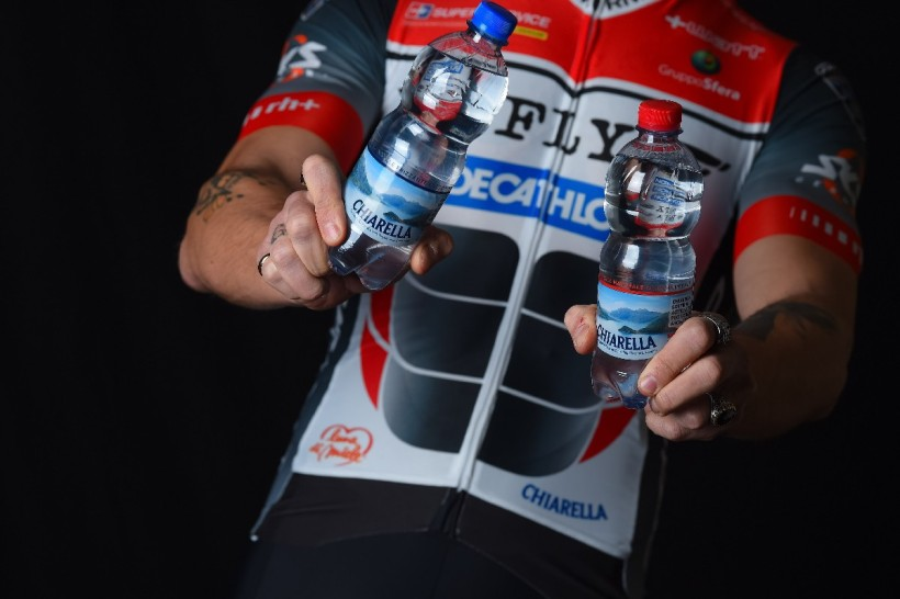 acqua chiarella diabete fly cycling team territorio e ambiente