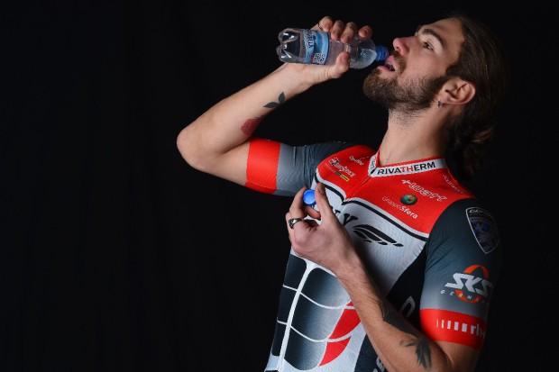 acqua chiarella diabete fly cycling team idratazione