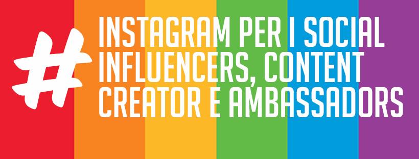 nuova biografia instagram account hashtag