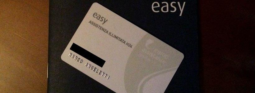 assicurazione personale europ assistance easy sport viaggi famiglia salute