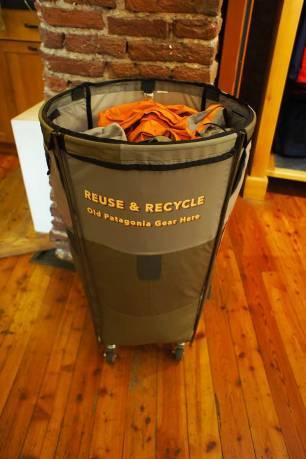 worn wear tour patagonia milano riparare indumenti usati riutilizzo riciclo