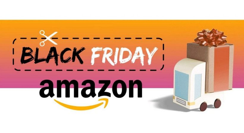 amazon black friday offerte saldi promozioni