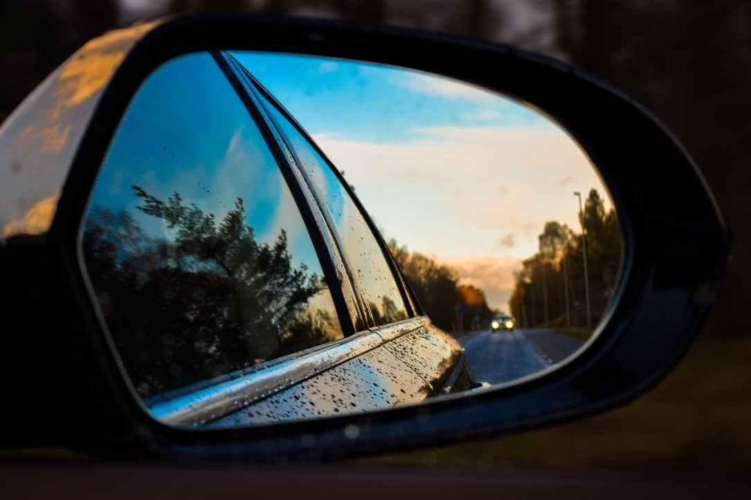 specchietto retrovisore automobile
