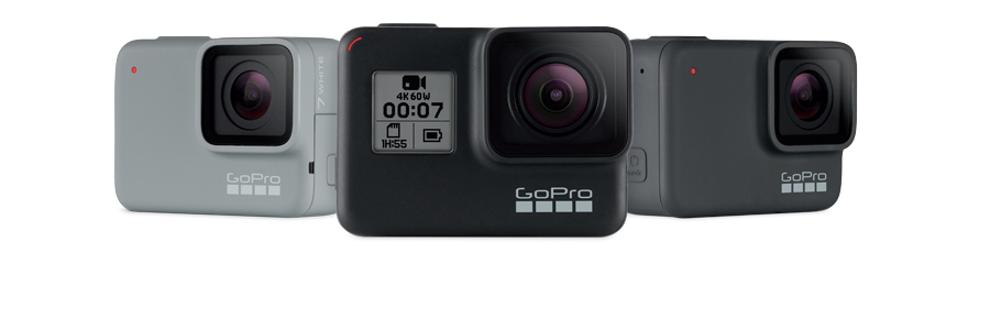 nuova gopro hero7 action sport camera