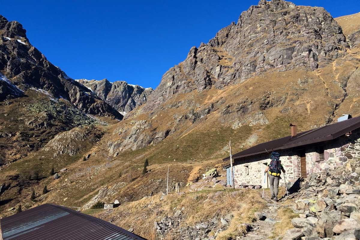 capodanno al rifugio benigni alta valle brembana