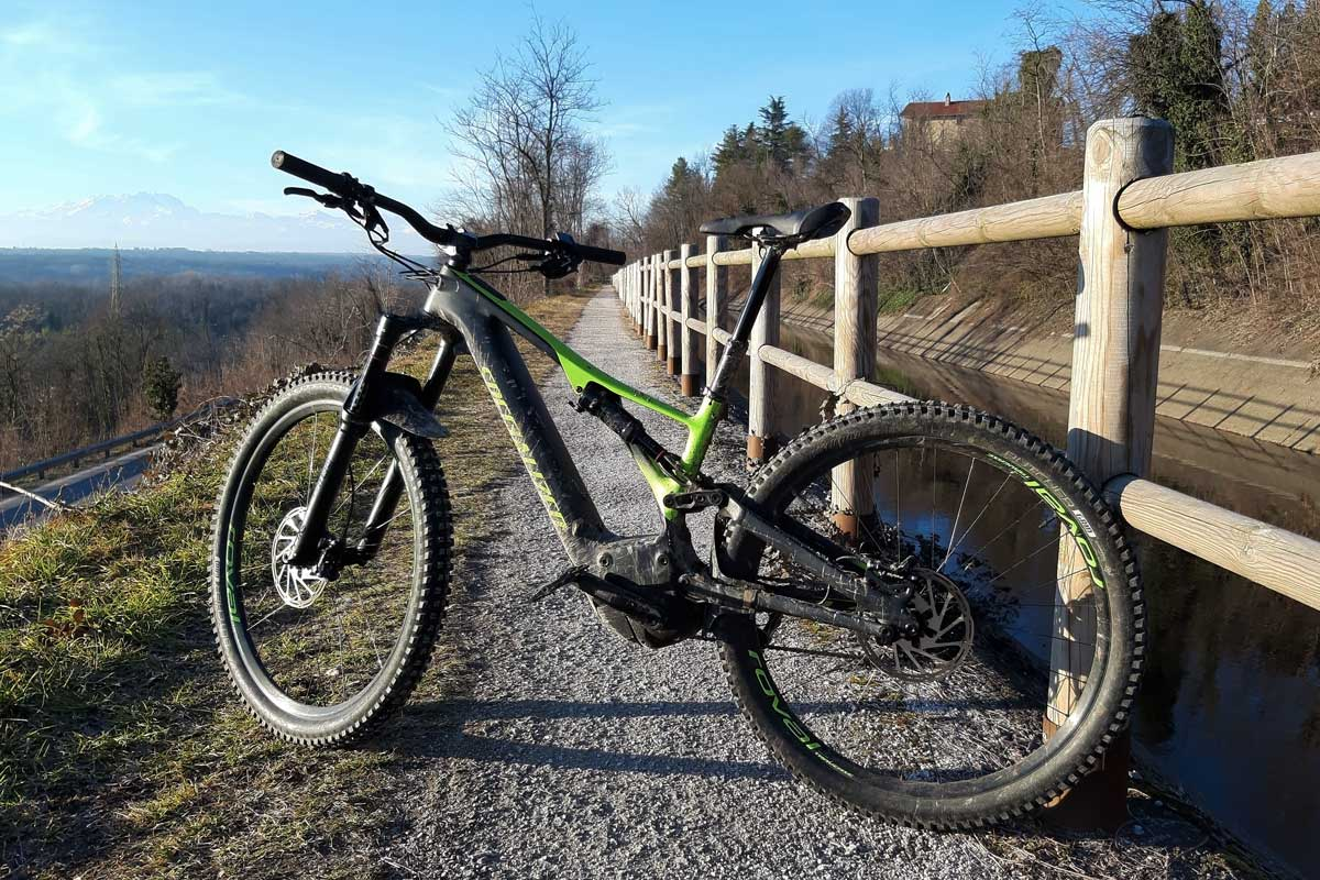 Specialized Turbo Levo 2019 test Selle Italia X-Land e-bike SuperFlow