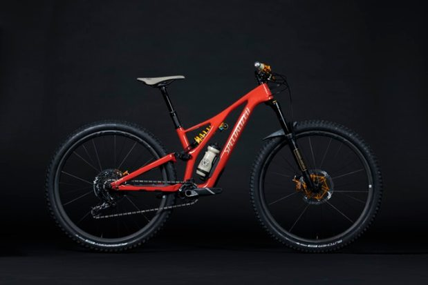 specialized stumpjumper soil searching sram rental ohlins custom