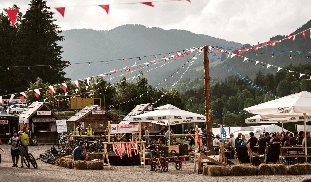 nell'incantevole cornice del lago di molveno si svolgerà il festival di musica e mountain bike trail days 2019