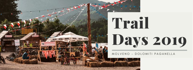 trail days 2019 festival mountain bike e musica a molveno dolomiti paganella