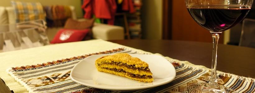 torta di san martino dolce tradizionale santa rufina
