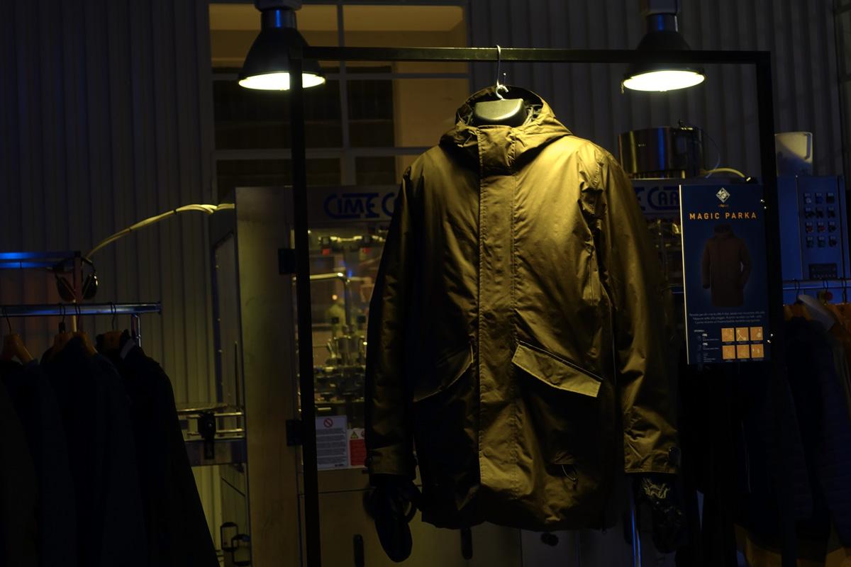 magic parka la giacca antipioggia per la bicicletta di tucano urbano