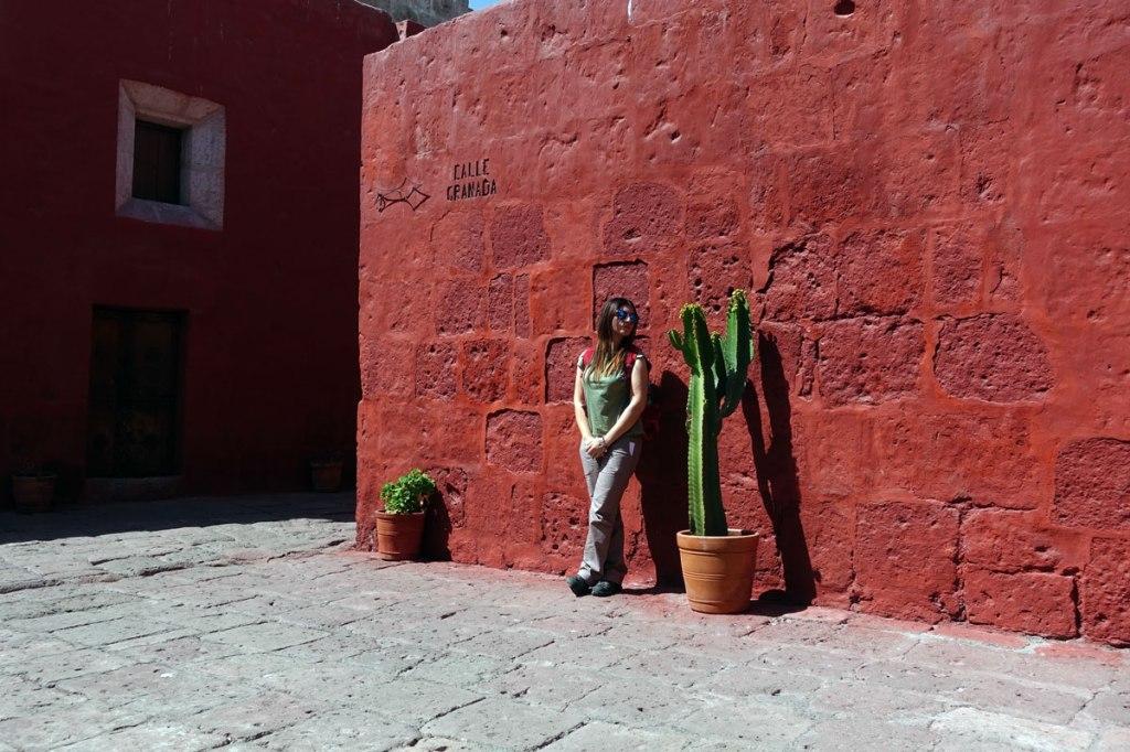 viaggio in perù itinerario di quindici giorni cosa vedere arequipa monastero santa catalina