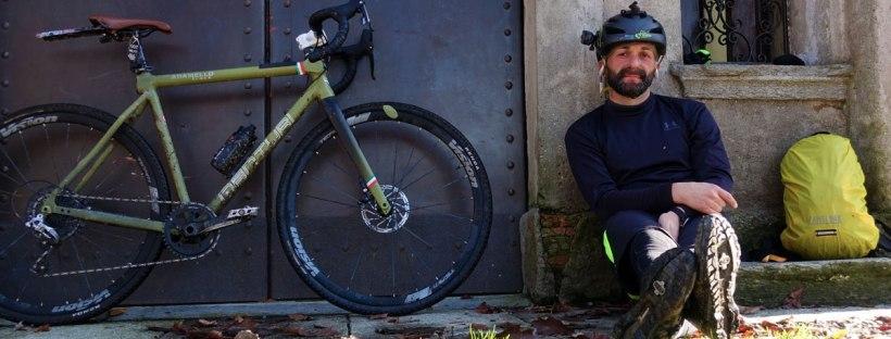 bicicletta gravel menturi bike adamello track madonnetta di gornate olona