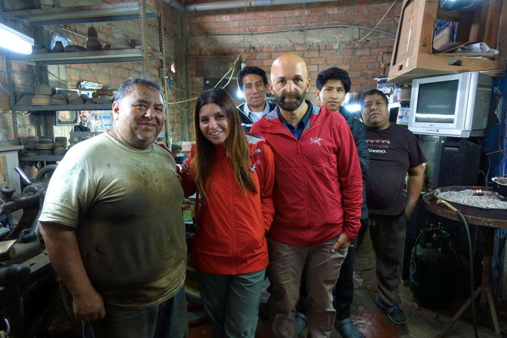 barrio el salvador lima haku tours itinerario viaggio in perù quindici giorni
