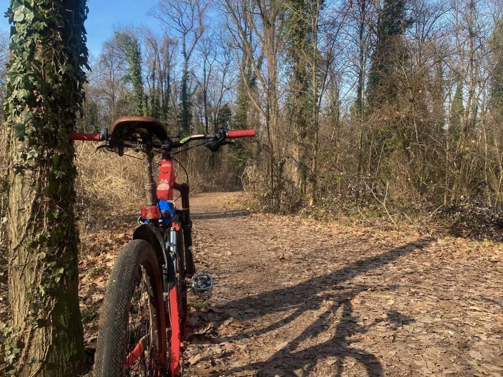 percorsi mtb gravel bicicletta parco delle groane milano