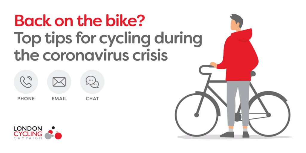 london cycling company covid 19 coronavirus