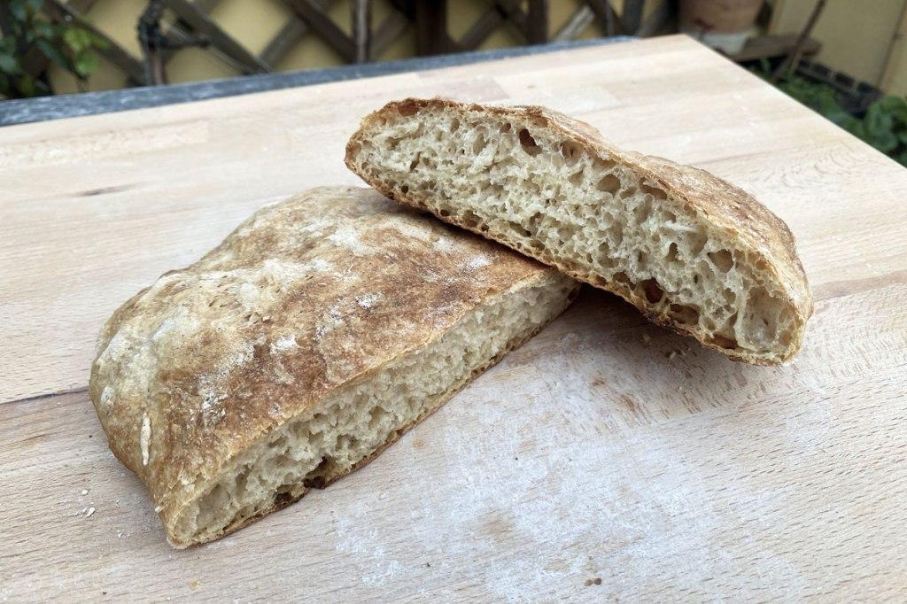 alveoli pane fatto in casa