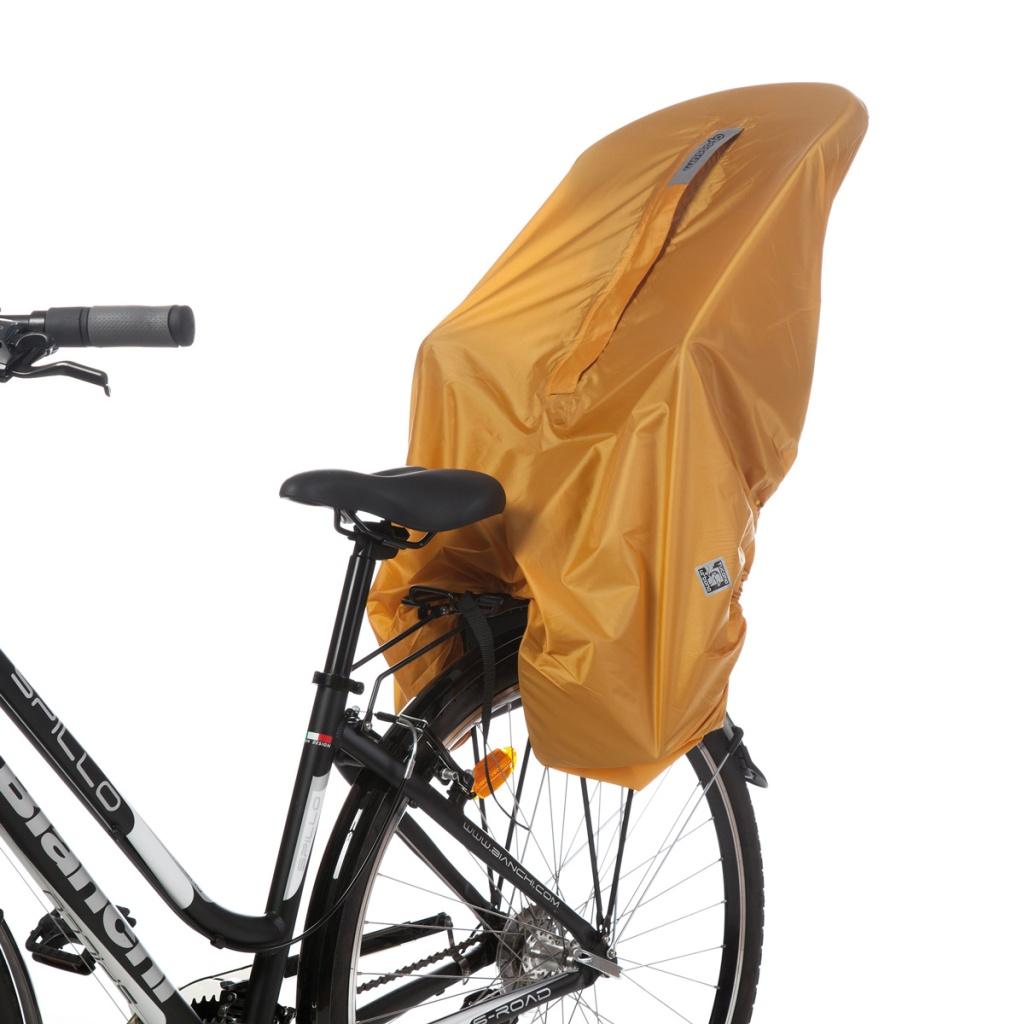 in foto il copri-seggiolino impermeabile anti pioggia tucano urbano